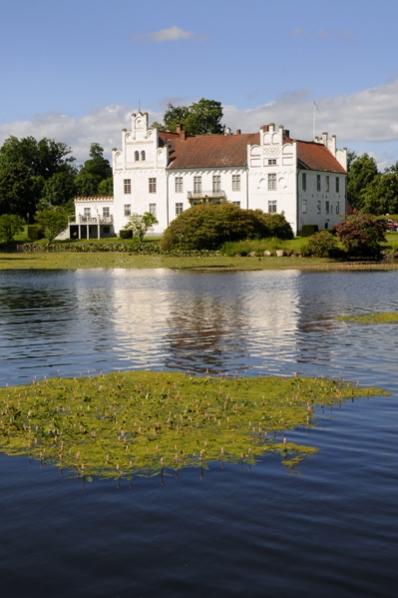 Wanås slott, Vanås, skulpturpark, konst, skåne