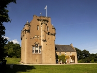 Crathes Castle, Skottland, Scotland