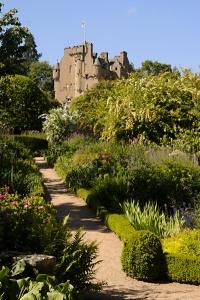 Crathes Castle, Skottland, Scotland