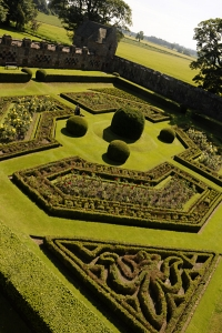 Edzell Castle, Skottland, Scotland