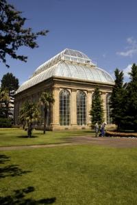 Edinburgh, Royal Botanic Garden, botaniska trädgården, Skottland, Scotland