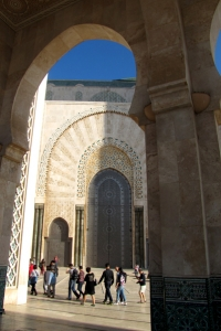 Casablanca, Moské Hassan II