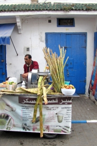 Essaouira, Marocko, Sockerrör