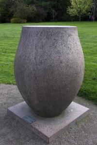 Urna, botaniska trädgården i Göteborg