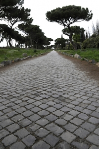 Via Appia Antica, Rom, Italien