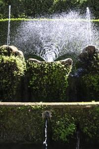 Villa dÉste, Tivoli, Italien