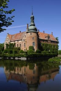Vittskövle slott, Skåne